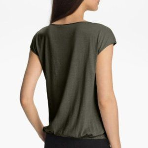 Theory Cotten-Blend Diona Tee, Size S